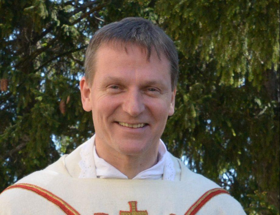 Neuer Pfarrer für Mistelbach